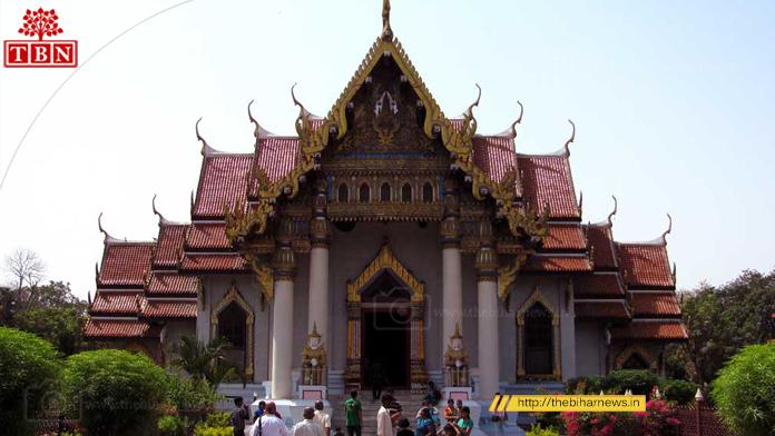 Bihar Tourism : Buddhist Temple at Bodh Gaya | The Bihar News