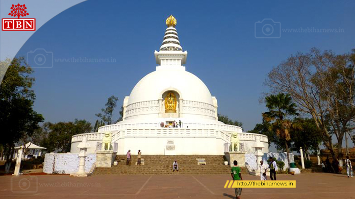 Bihar Tourism : Vishwa Shanti Stupa | The Bihar News