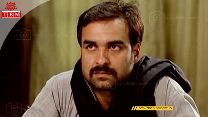 Pankaj Tripathi as Sultaan in the film Gangs of Wasseypur | The Bihar News