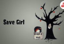 save girl